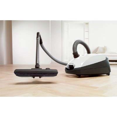 Miele S2120 Olympus Bagged Canister Vacuum Cleaner Review