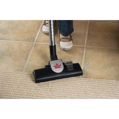 Bissell Opticlean Cyclonic Bagless Canister Vacuum Cleaner