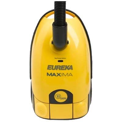 Eureka 972b Maxima Bagged Canister Vacuum Cleaner Review