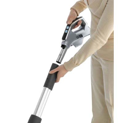 Hoover Platinum Cyclonic S3865 Bagless Canister Vacuum