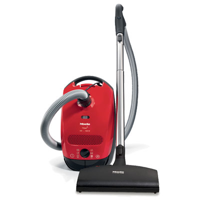 Miele S2180 Titan Bagged Canister Vacuum Cleaner Review