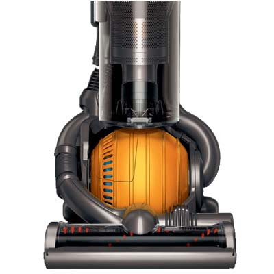 Dyson Dc25 All Floors Bagged Upright Vacuum Cleaner Review